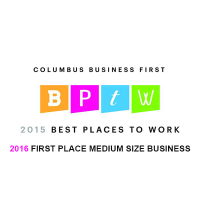 Columbus Business First - 2015 Best Places to Work